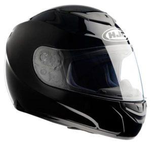 Casco hj-09motocicleta casco visera de liberaci/ón r/ápida color gris oscuro de repuesto